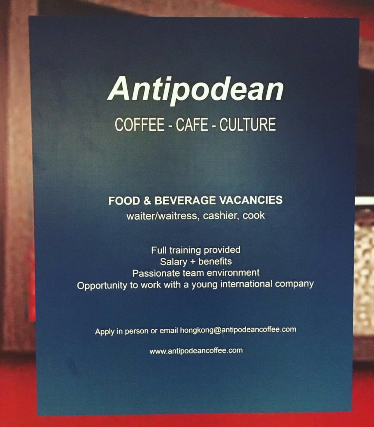 Antipodean Picture