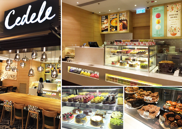 Congratulations to Cedele Tsim Sha Tsui Elements Shop Opening