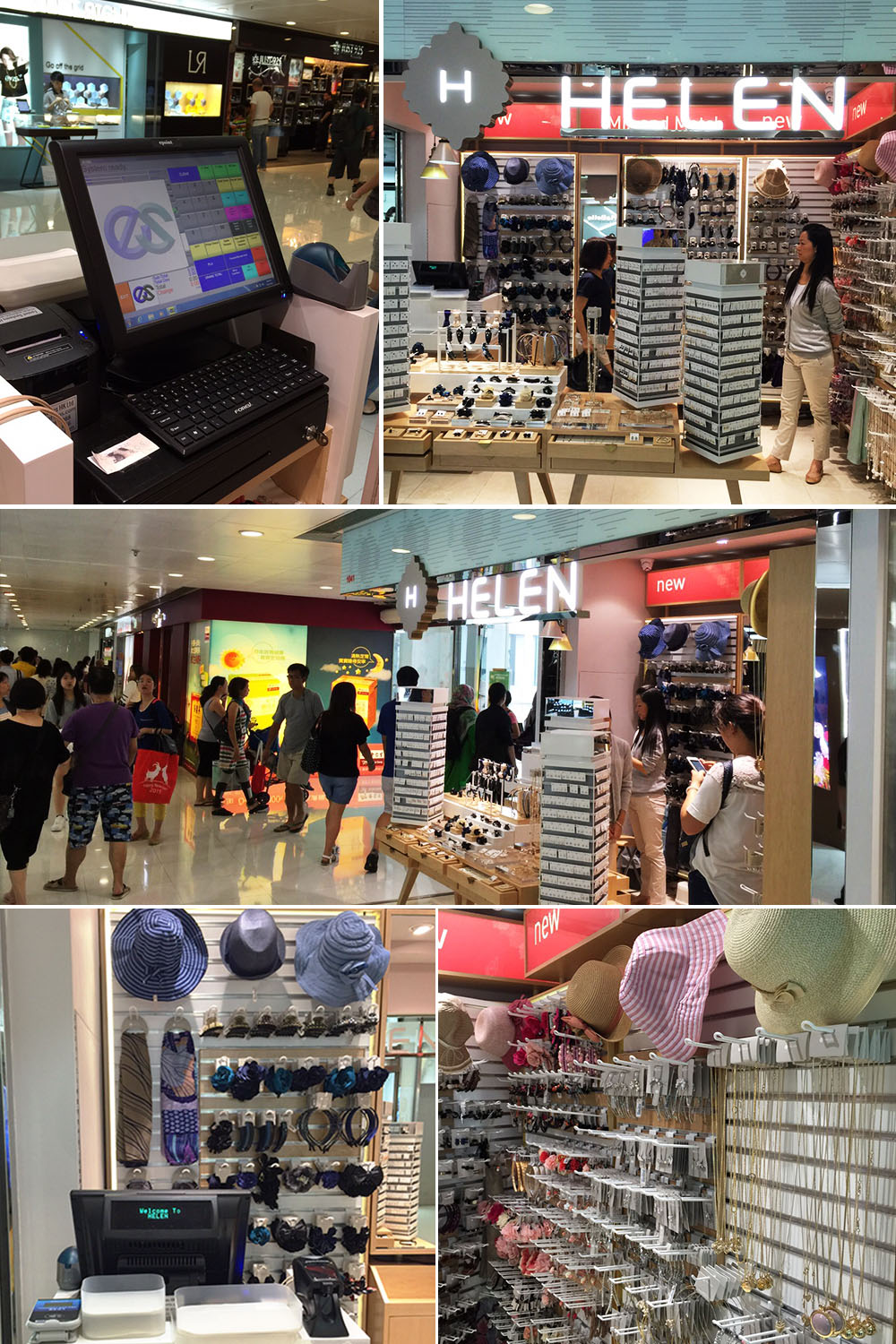 Congratulations to HELEN Accessories Tuen Mun Town Plaza opening